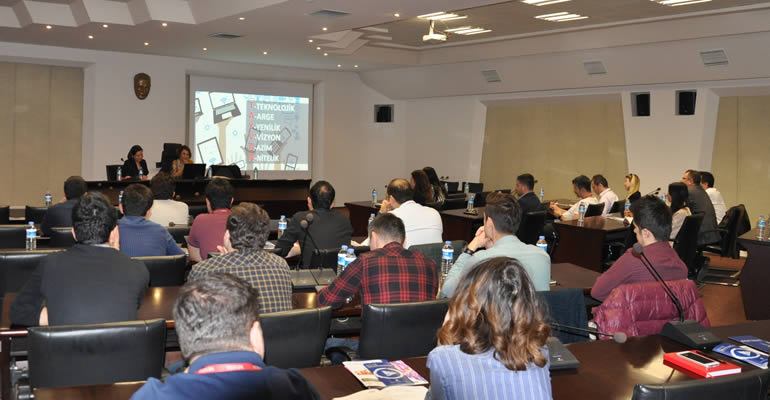 TAITRA Istanbul Office Information Seminar